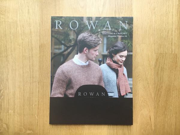 Rowan Magazine 66 レビュー