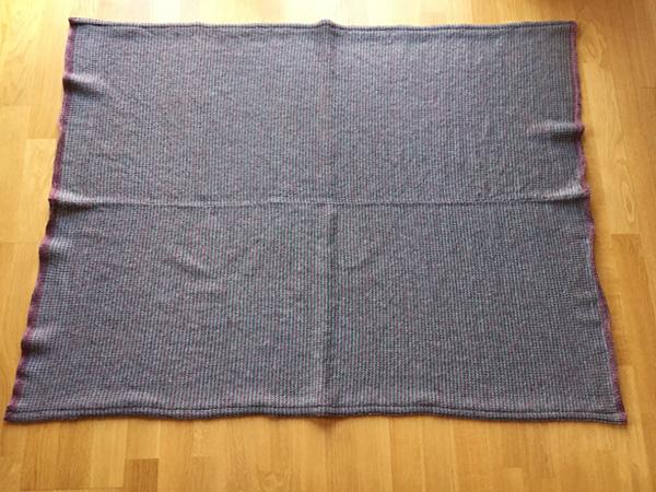 Learn-to-Love-Steeks Blanket完成