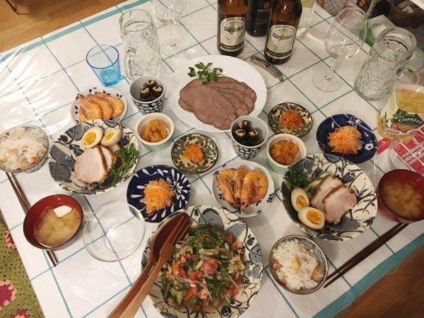 1月1日の食卓