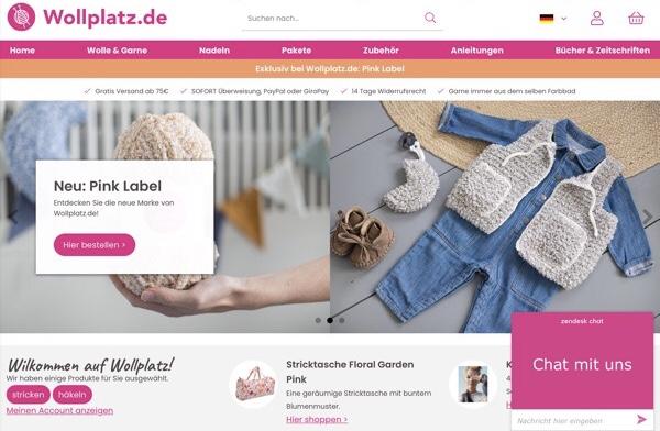 ドイツではどこで毛糸を買うか