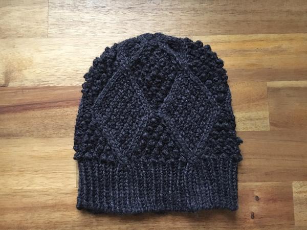 海外デザインの帽子はサイズに要注意 ~January Hat