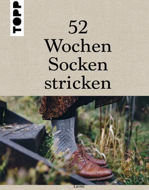 52 Weeks of Socksのドイツ語版と、ペーパーバック版の発売