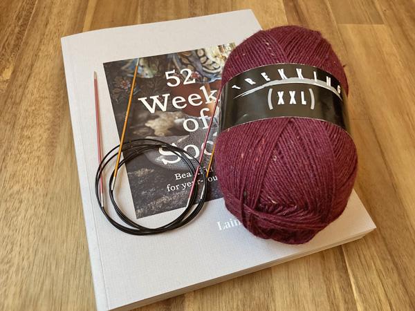 Bembe その1 ~52 Weeks of Socksプロジェクト